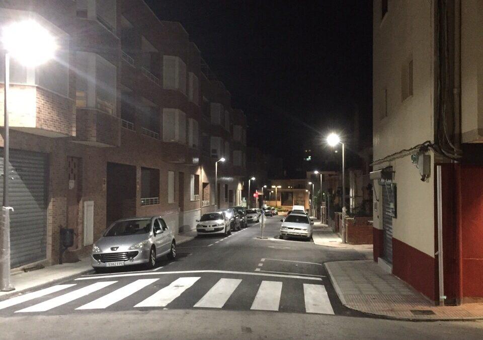 La Diputación de Alicante recibe las obras de reurbanización en Muro de Alcoy