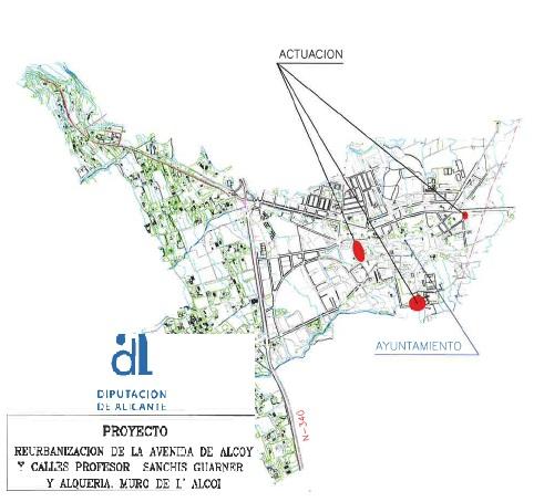 Nueva adjudicación de la Diputación de Alicante