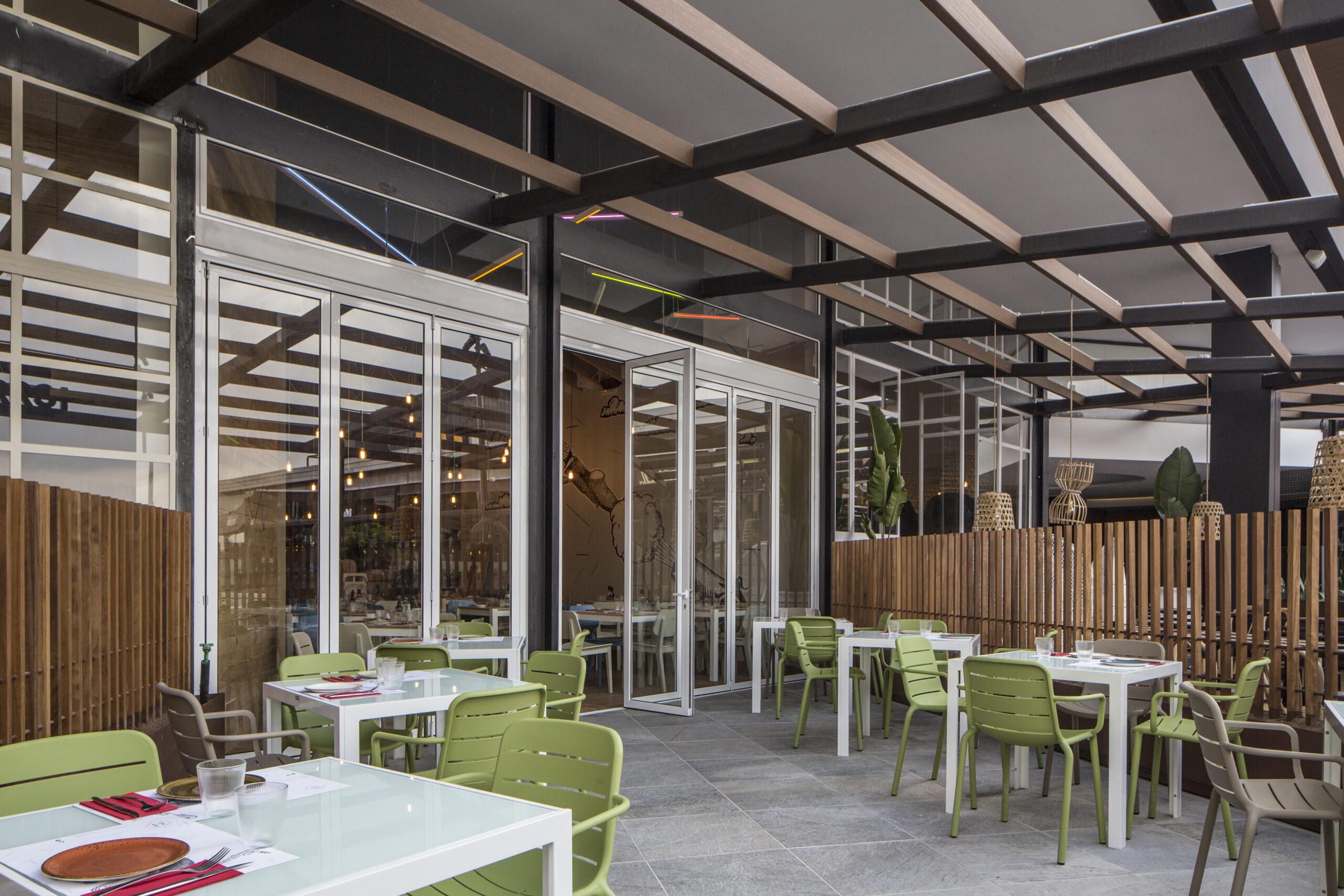 Reforma de restaurante Imbesten