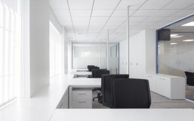 Ejecución de oficinas para Raminatrans S.L.