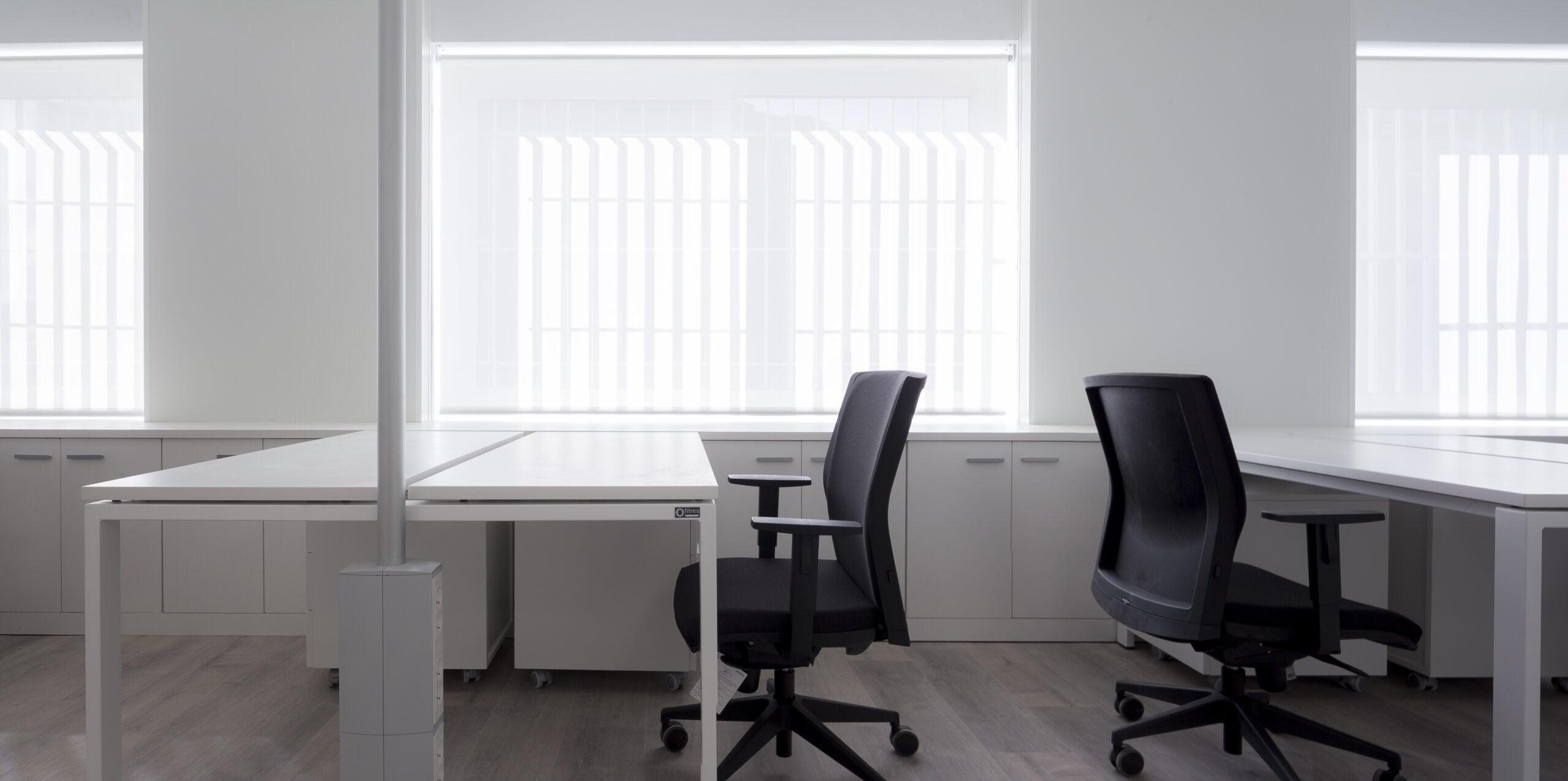 Ejecución de oficinas Imbesten