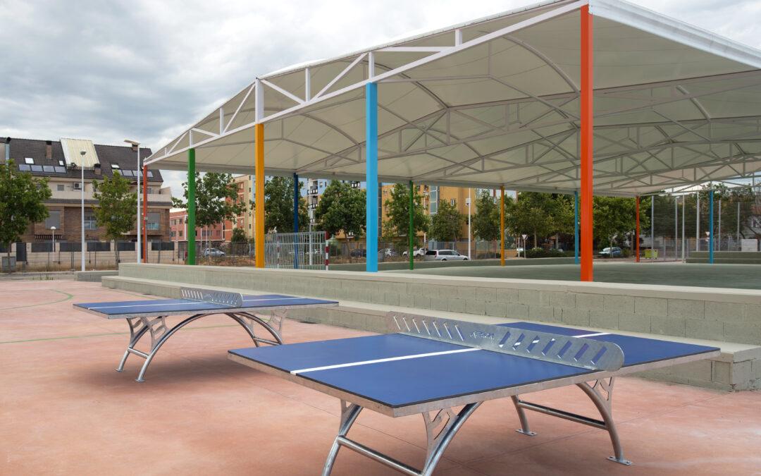 Construcción de parque deportivo en Picanya (Valencia)