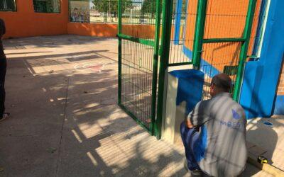 Adecuación aula CEIP Vicente Tosca en Xirivella
