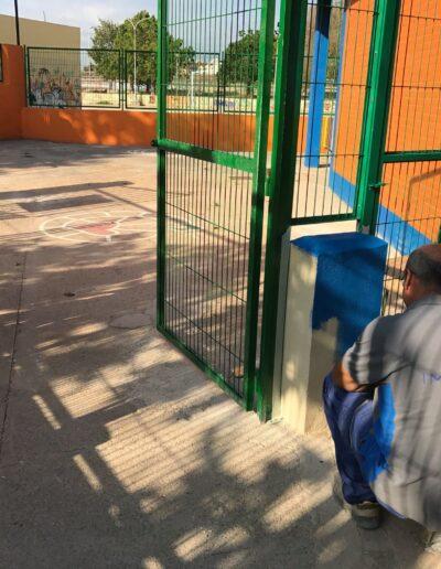 Adecuación CEIP Vicente Tosca en Xirivella